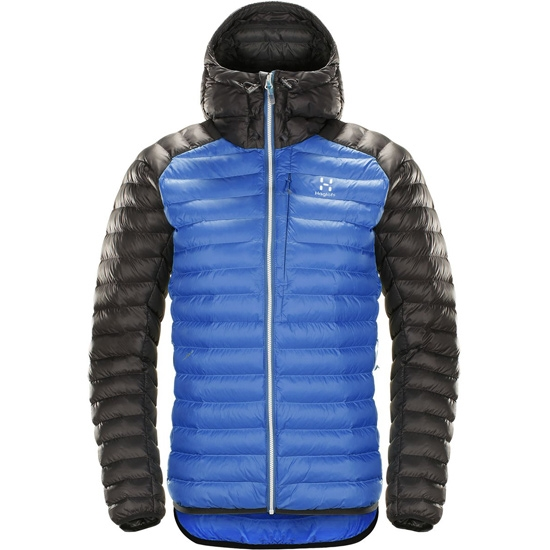 Haglöfs Essens Mimic Hood W - Blue Fox/Slate