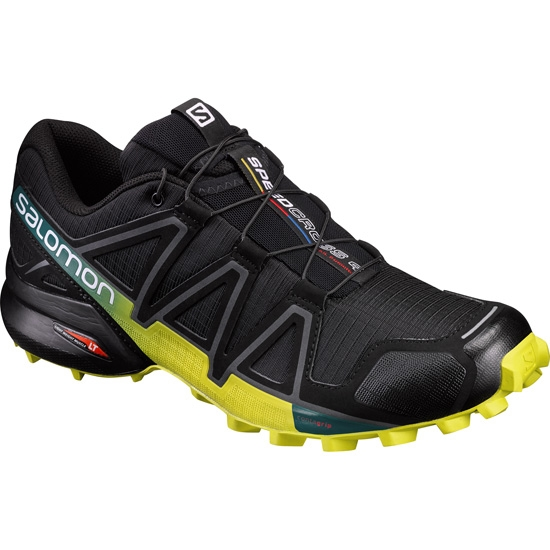Salomon Speedcross 4 - Black/Everglade