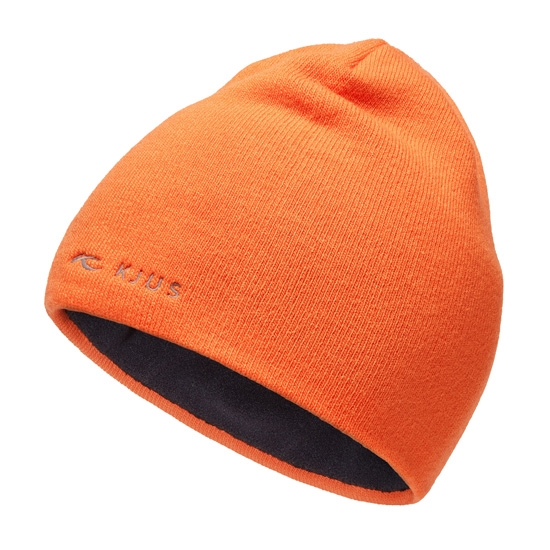 Kjus Formula Beanie - Kjus Orange