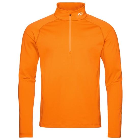 Kjus Second Skin Halfzip - Orange
