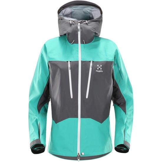 Haglöfs Spitz Jacket W - Magnetite/Cristal Lake