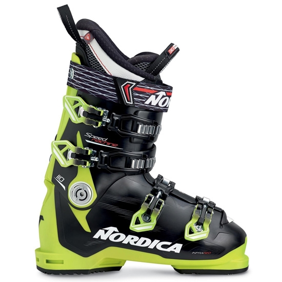 Nordica Speedmachine 110 - Lime/Black/Anthracite