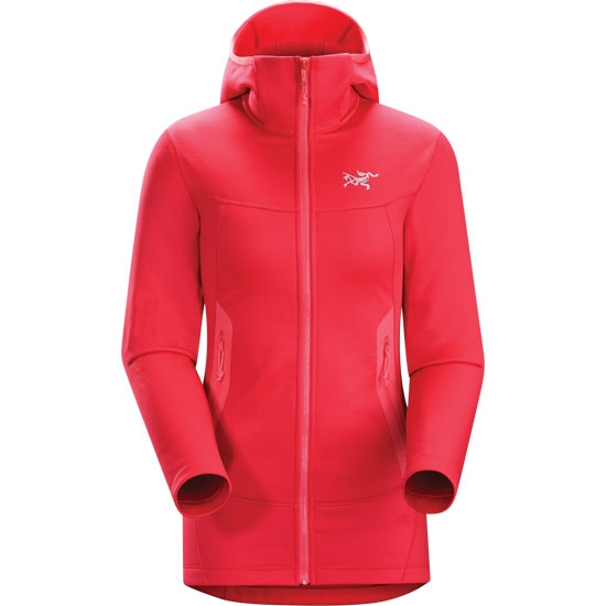 Arc'teryx Arenite Hoody W - Flamenco