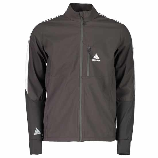 Maloja VancouverM Jacket -  Charcoal