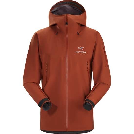 Arc'teryx Beta SV Jacket - Iron Oxide