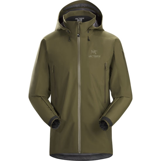 Arc'teryx Theta AR Jacket - Dark Moss