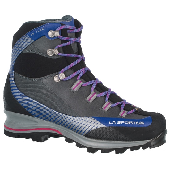 La Sportiva Trango Trk Leather  GTX W - Iris Blue /Purple