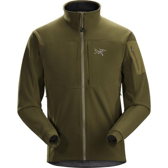 Arc'teryx Gamma Mx Jacket - Dark Moss