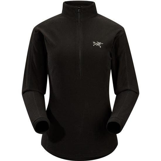 Arc'teryx Delta LT Zip W - Black