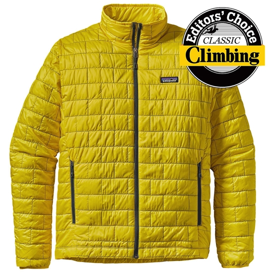 Patagonia Nano Puff Jacket - Yosemite Yellow