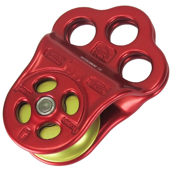 Dmm Hitch Pulley - Red