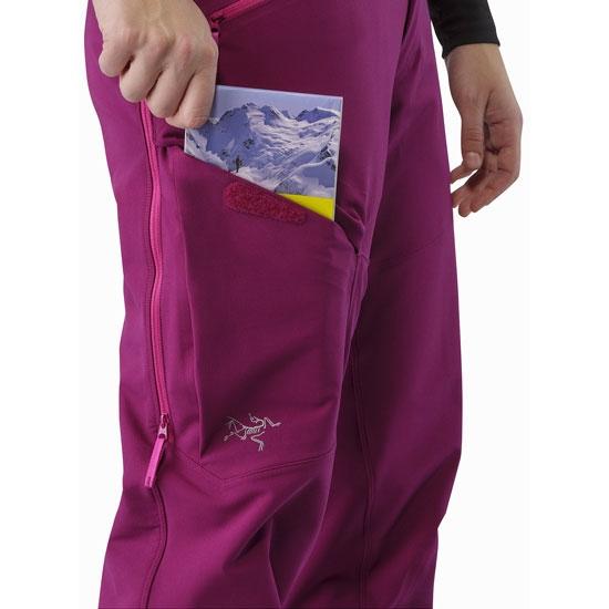 Arc'teryx Procline FL Pants W - Detail Foto