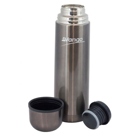 Vango Vacuum Flask 1L - Gunmetal