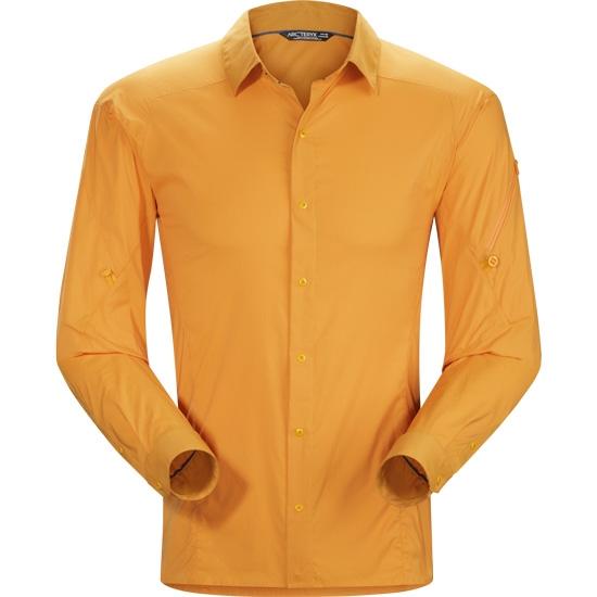 Arc'teryx Elaho LS Shirt - Blaze