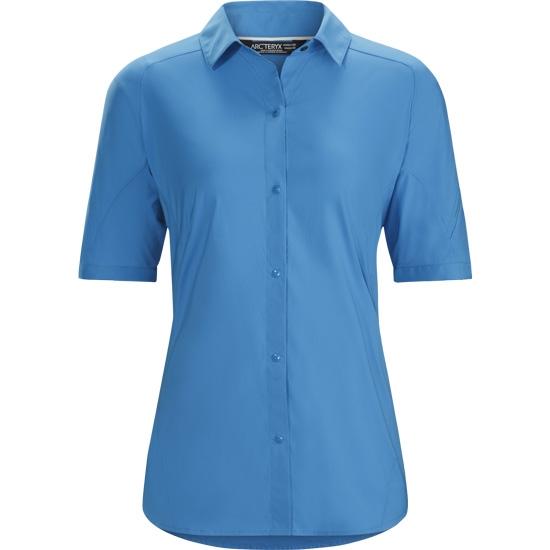 Arc'teryx Fernie SS Shirt W - Antilles Blue