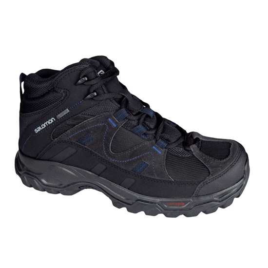 Salomon Meadow Mid GTX - Phantom/Black/Navy Blazer