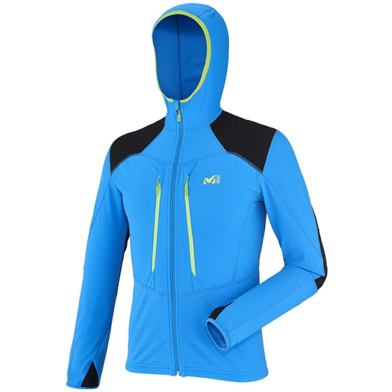 Millet Pierra Ment Jkt - Electric Blue