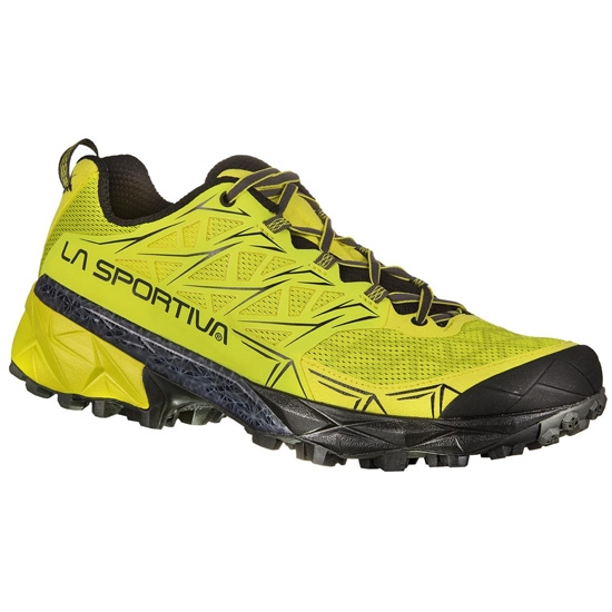 Akyra, Chaussures de Trail Homme, Noir (Black), 42.5 EULa Sportiva