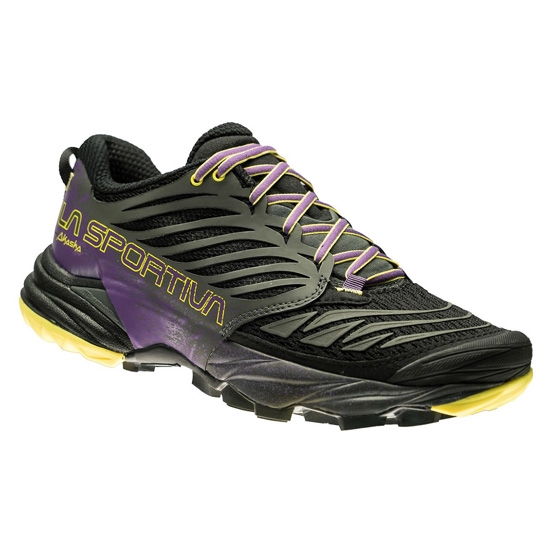 La Sportiva Akasha W - Black/Purple