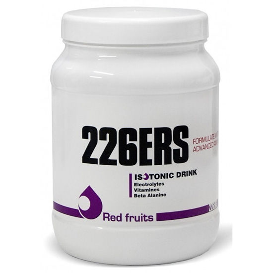 226ers Isotonic Drink Red Fruits 500g -