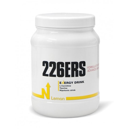 226ers Energy Drink Lemon 500g -