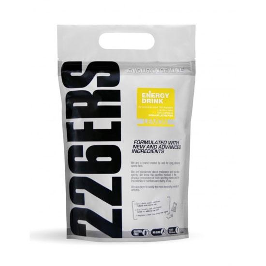 226ers Energy Drink Lemon 1kg -