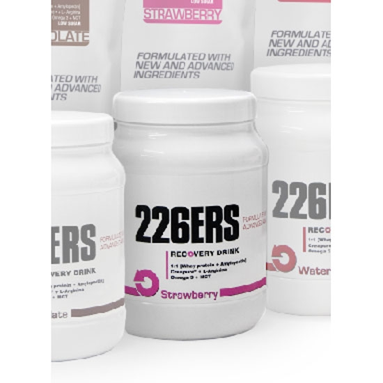 226ers Recovery Drink Fresa 500g -