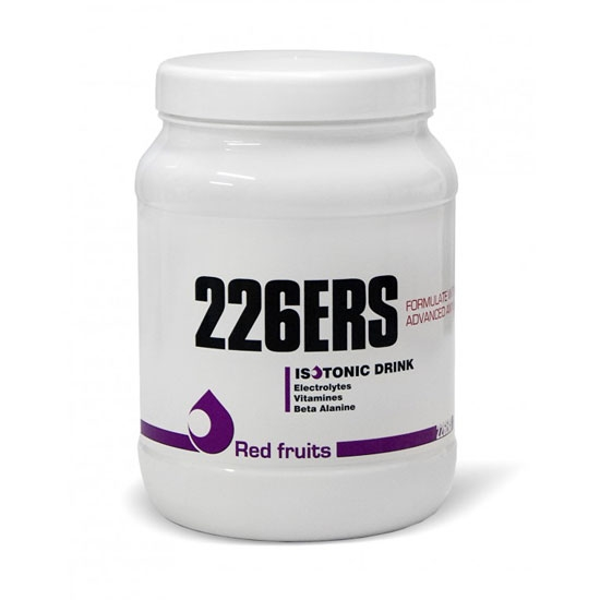 226ers Energy Drink Red Fruits 500g -