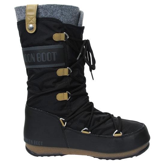 3e02ae51170 Moon Boot Moon Boot W.E. Monaco Felt - Warm Boots - Women s ...