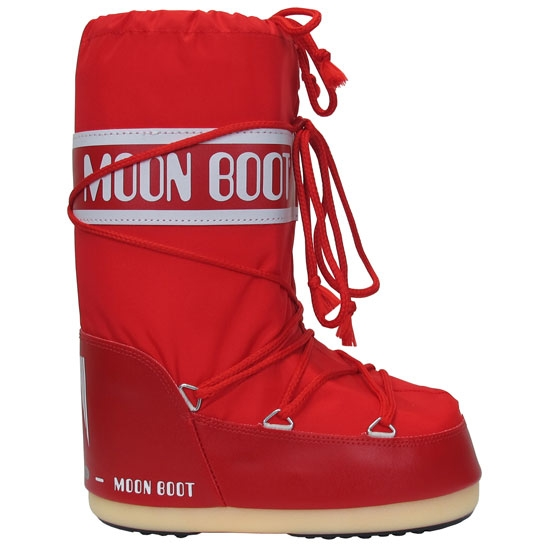 Moon Boot Tecnica - Rojo