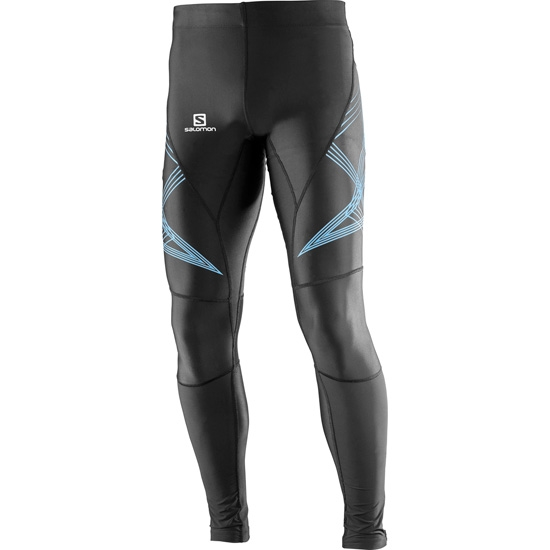 Salomon Intensity Long Tight - Black