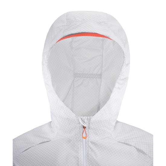 Salomon Lightning Wind Graph Hoodie W - Photo of detail