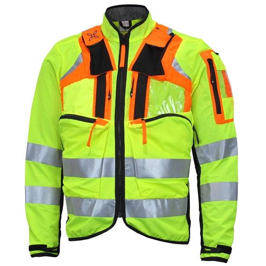 Montura Workframe Task CE Jacket - Amarillo