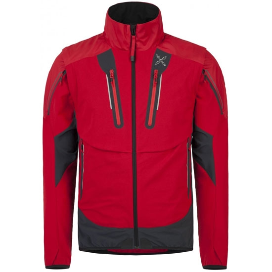 Montura Workframe Brave Jacket - Rojo