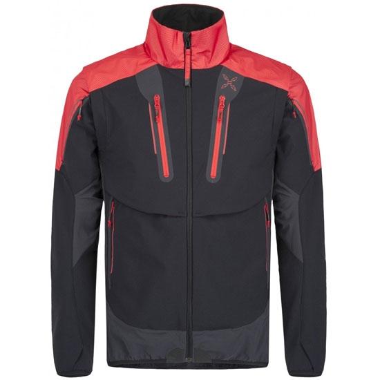 Montura Workframe Brave Jacket - Negro/Rojo