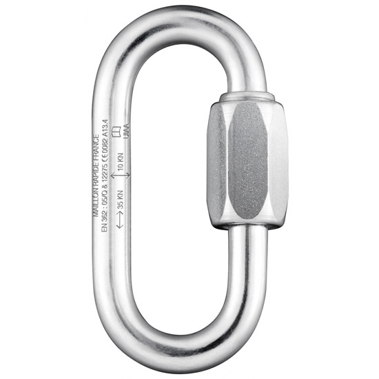 Irudek Maillon Oval Link 10 mm -