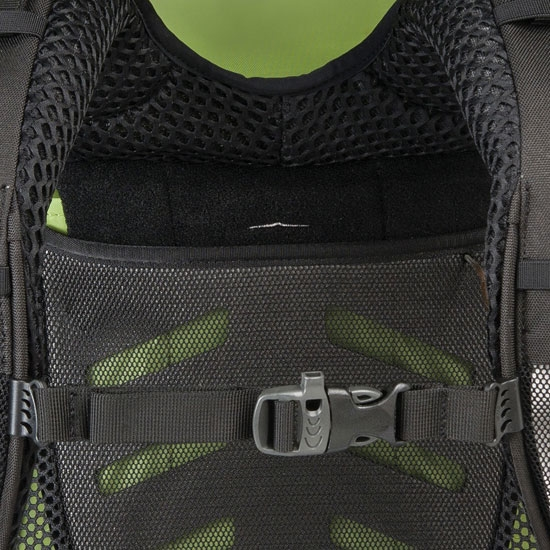 Osprey Aether AG 60 - Photo of detail