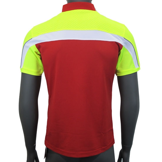 Montura Workframe High Zip T-Shirt - Foto de detalle