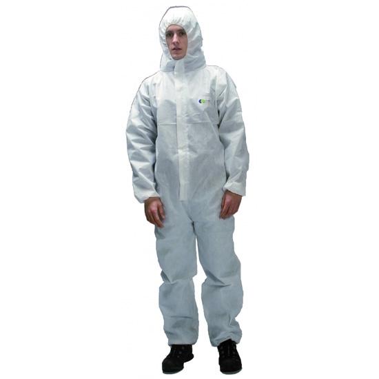 Irudek Protex 1000 talla XL - Blanco