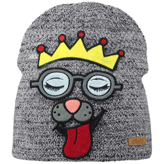 Barts Wyatt Beanie - Heather Grey