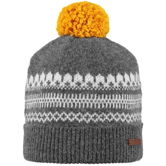 Barts Pampero Beanie - Dark Heather