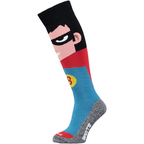 Barts Skisock Super Hero Kids - Red