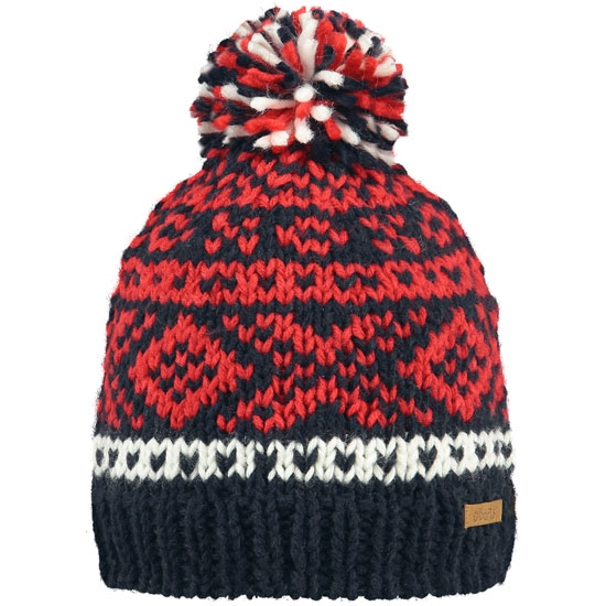 Barts Log Cabin Beanie Kids - Navy
