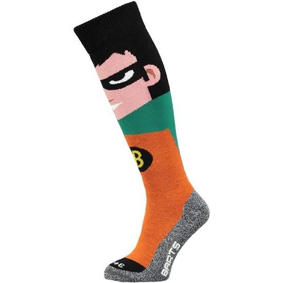 Barts Skisock Super Hero Kids - Green