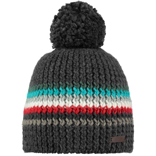 Barts Amihan Beanie - Dark Heather