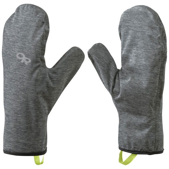 Outdoor Research Shuck Mitts W - Charcoal Heather