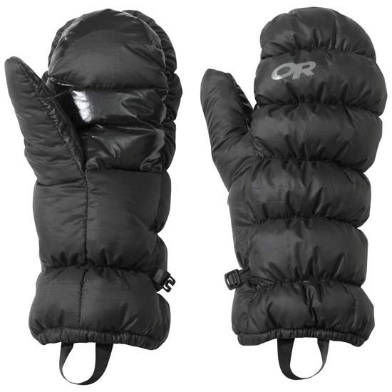 Outdoor Research Trancendent Mitts - Black