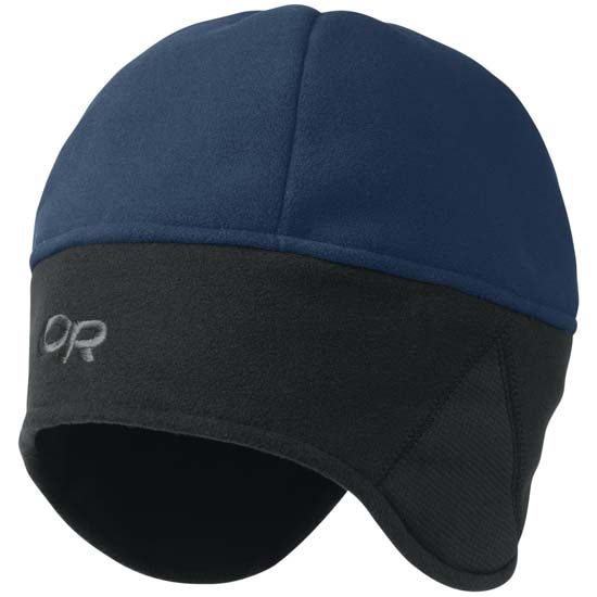 Outdoor Research Windwarrior Hat - Abyss/Black