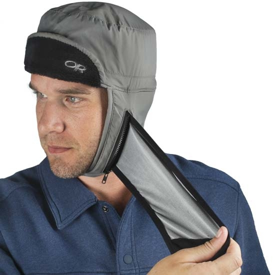 Outdoor Research Frostline Hat - Detail Foto