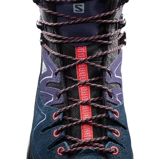 Salomon X Alp Mid Ltr GTX W - Photo of detail